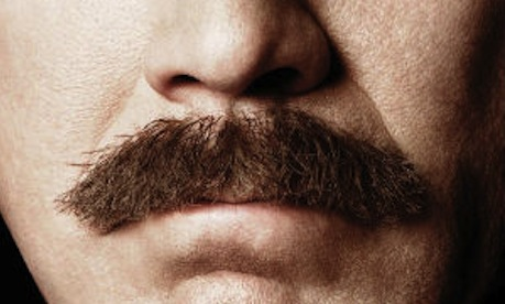 Anchorman 2 Giveaway | Iconic Moustaches