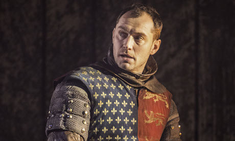 Theatre | Does Jude Law Do Justice To Henry V?