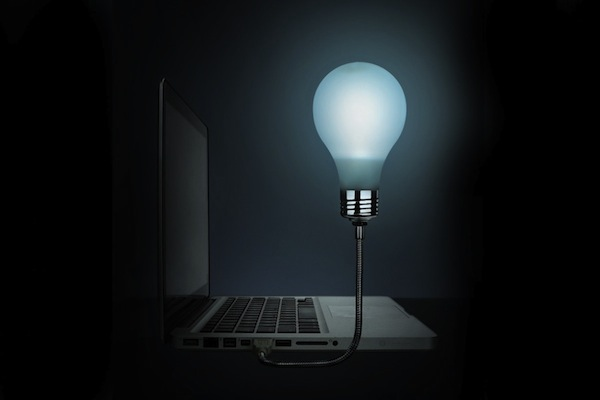 USB Light Bulb