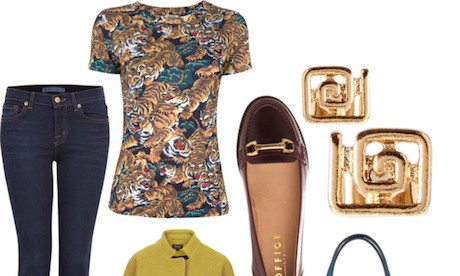 Daily Stylist | Eye of the Tiger