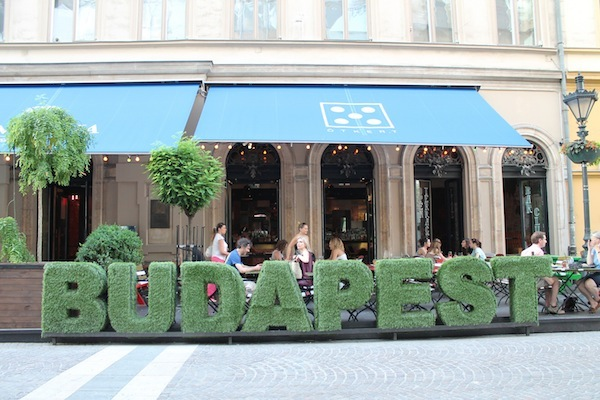 Budapest, Sarah Stierch, Creative Commons