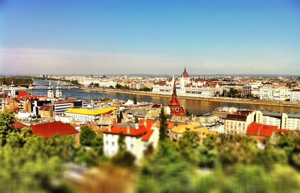 Budapest view, Jacob Boetter, Creative Commons