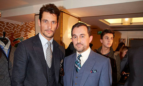 London Collections: Men AW14 | Chester Barrie