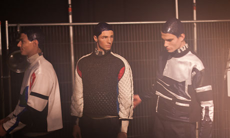 LCM AW14 Backstage | James Long