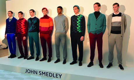 London Collections: Men AW14 | John Smedley