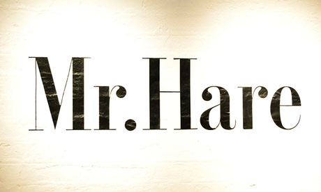 London Collections: Men AW14 | Mr. Hare