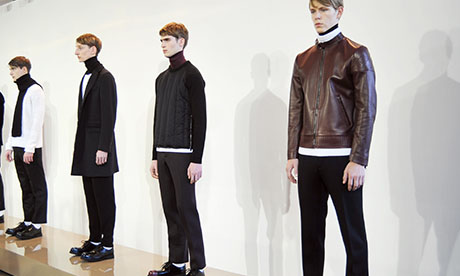 London Collections: Men AW14 | Pringle of Scotland