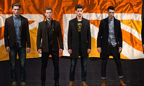 London Collections: Men AW14 | Superdry