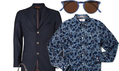 Daily Stylist | Flower Power