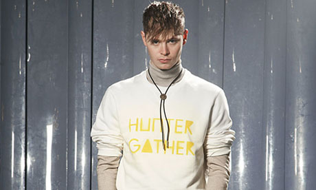 London Collections: Men AW14 | huntergather