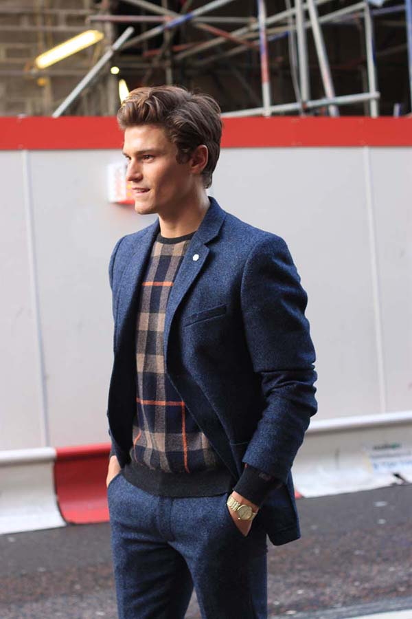 st style Oliver cheshire