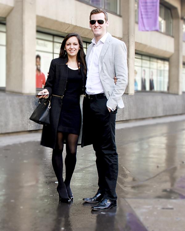 Bonita Thwaites & Ian Flavell