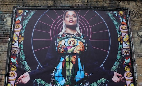 Digital | Shoreditch Art Wall powered by I Heart Studios