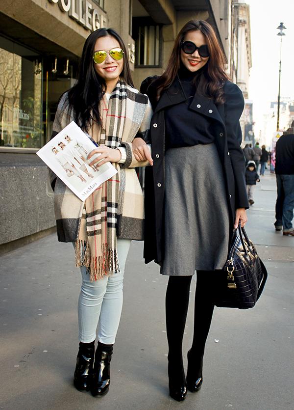 Cristine & Thanh hang