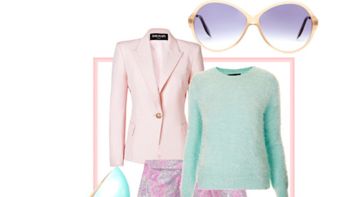 Daily Stylist | Fruit Pastel