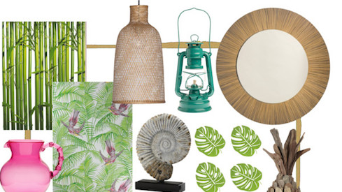 Make Island Living A Breeze With These Tropical Picks