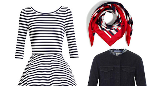 Daily Stylist | Vive La France!