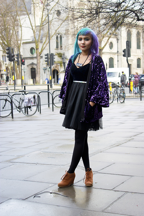 Street Style London Fashion Week Phoenix Magazine