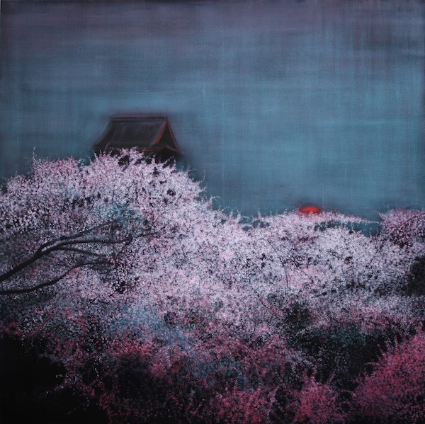 Lamb_Blossom Trees and Temple (2)