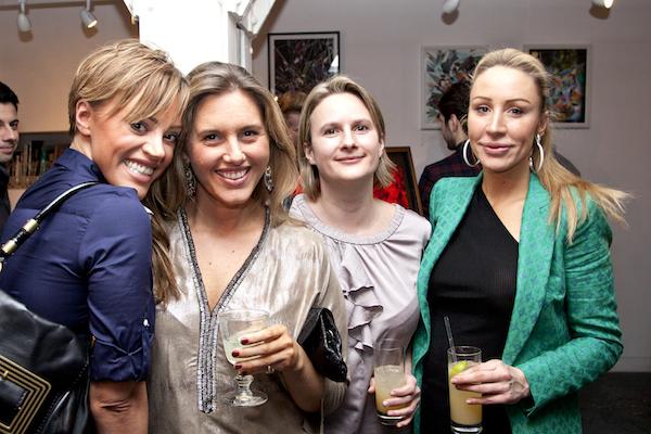Sophia Raafat, Wanda von Breisky, Susanne Reiss, Carolina Bowater Copyright Flynn_Warren