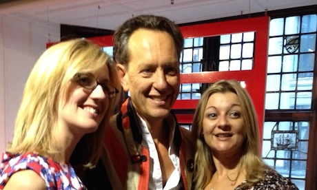 Richard E Grant Launches JACK Perfume At Liberty's