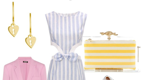 Daily Stylist | Candy Stripe