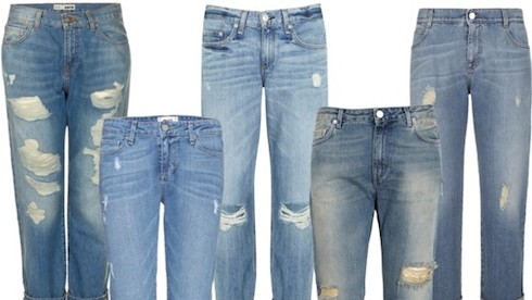 5 Of the Best…Boyfriend Jeans
