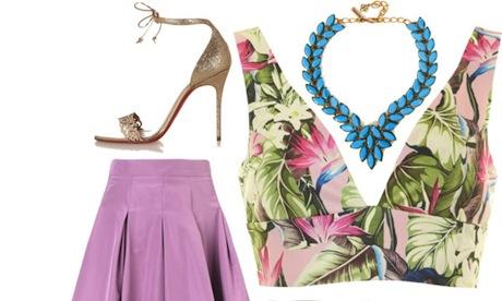 Daily Stylist | Hula Girl