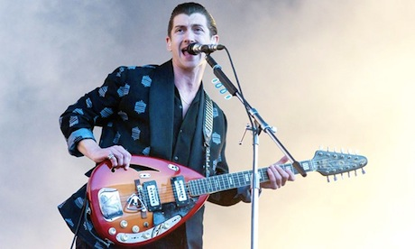 Mardy Bums: Arctic Monkeys' Weird Finsbury Festival