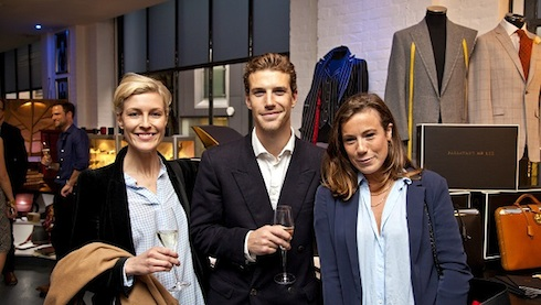 Socialites, Steak And Style At The Passavant/Lee Launch