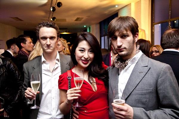 Mark Clarke, Jasiminne Yipp, Marcus Antonius