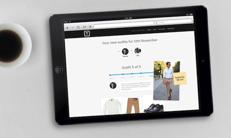 Thread.com Brings Online Personal Shopping To Men
