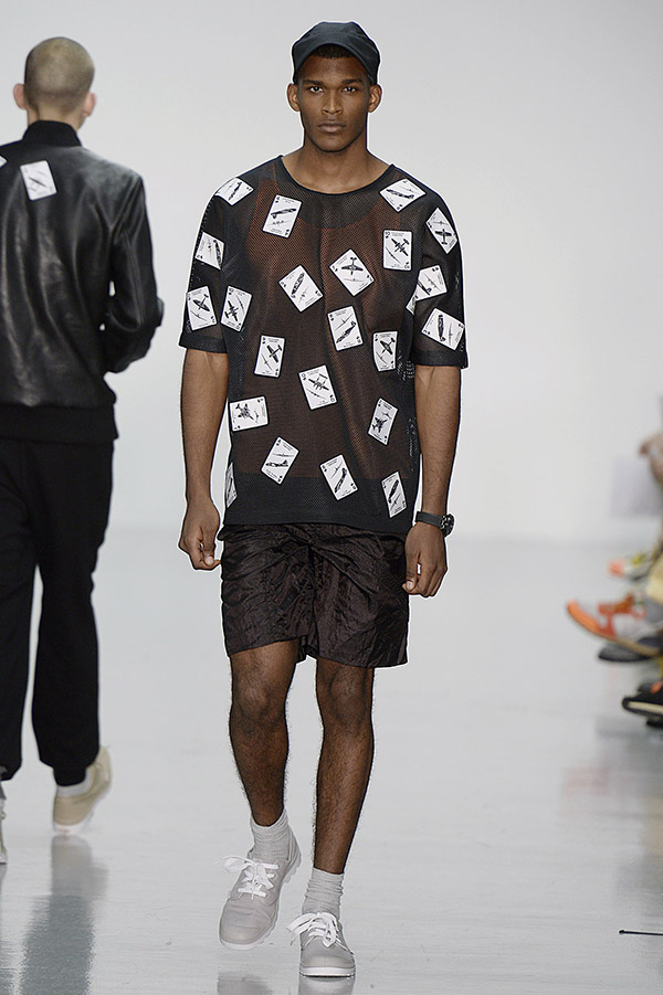 Christopher Raeburn SS15 Men's 2