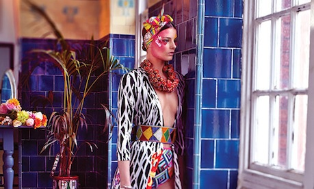 "Feel The Heat With Our Womenswear Story ""Mexica"""