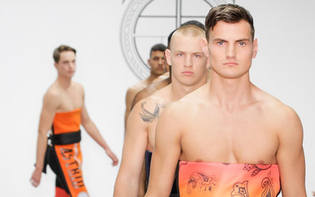 London Collections: MEN | Astrid Andersen SS15