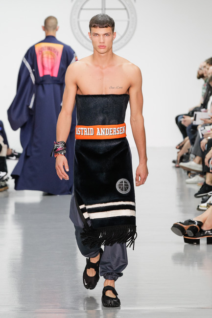 Astrid Andersen SS15 – London Collections: Men