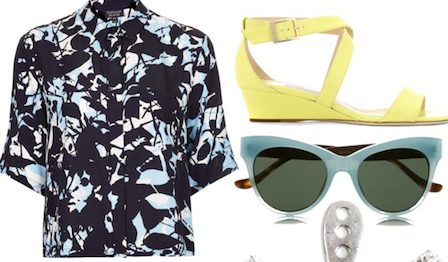 Daily Stylist | Summer Skies
