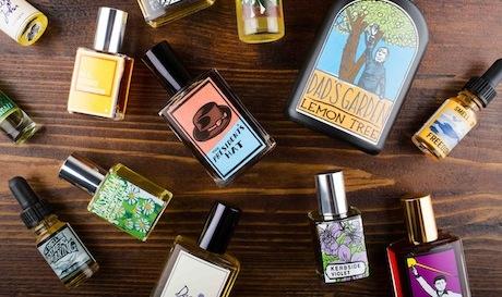 Gorilla Perfume Launch Vol. 3   Death, Decay & Renewal