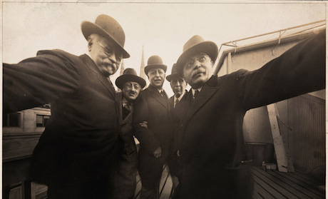 A Brief History Of The Selfie, 1839-2014