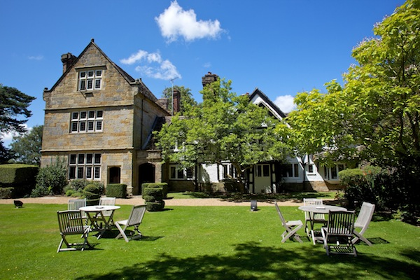 Ockenden Manor Hotel & Spa - Summer Exterior and Gardens