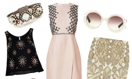 Trend Spot | Summer Embellishment