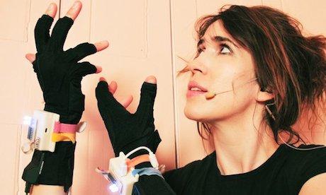 Pop Music Meets Wearable Tech   Imogen Heap's Reverb Festival