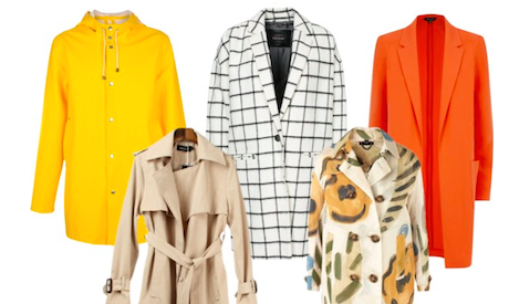 5 Of the Best…Transitional Coats
