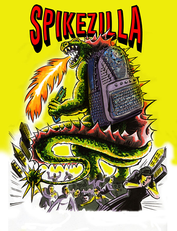 Accessories - Spikezilla