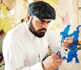 Dead Man's Patterns | PHOENIX Meets Artist Hormazd Narielwalla