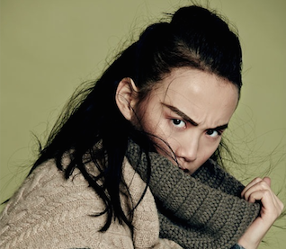 Master The Art Of Textural Layered Knitwear