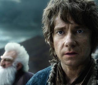 Peter Jackson's Trilogy Is Just Too Big For Hobbits