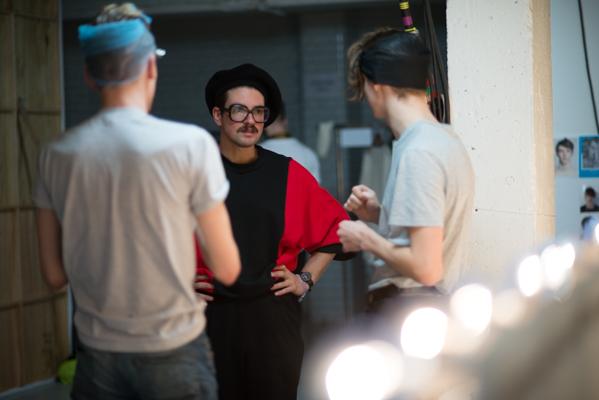Alex Mullins_LCMAW15_backstage_AndreeaBogdan_1-3