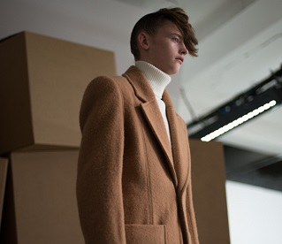 London Collections: Men AW15 | Backstage At Alex Mullins