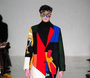 London Collections: Men AW15 | Day 2 | Huey Berets, Lego Palettes & Yeti Coats